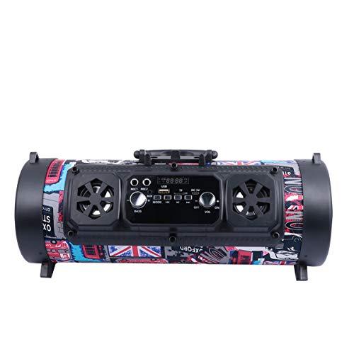 Baluue Mini Draadloze Luidspreker Draagbare M17 Waterdichte Bluetooth Luidsprekers Draadloze Stereo Subwoofer…
