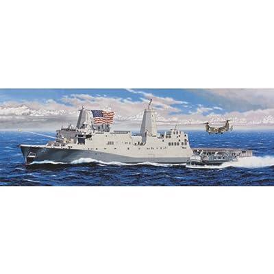 Gallery Models USS New York LPD-21 Boat Model Kit