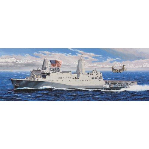 (Gallery Models USS New York LPD-21 Boat Model Kit)