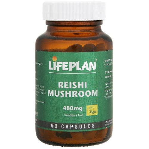 Lifeplan гриб рейши 480 мг 60 капсул