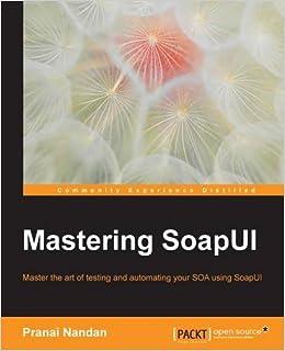 Book Mastering SoapUI