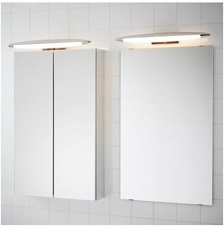 Ikea Skepp 80553.04 - Lámpara LED de pared para armario: Amazon.es ...