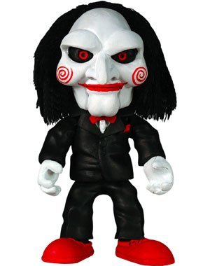 Saw Cinema of Fear Puppet 6 inch Stylized Rotocast Vinyl Action Figure