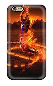 Beautifulcase case Basketball Fire Nba Amare Stoudemire iPhone 6 plus 5.5 protective 6JUBXJan368 case cover