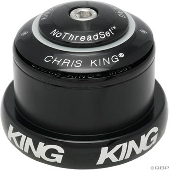 2013 Chris King InSet Mixed Tapered Headset with Griplock
