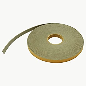 J.V. Converting FELT-08/LGRY07525 JVCC FELT-08 Polyester Felt Tape: 3/4