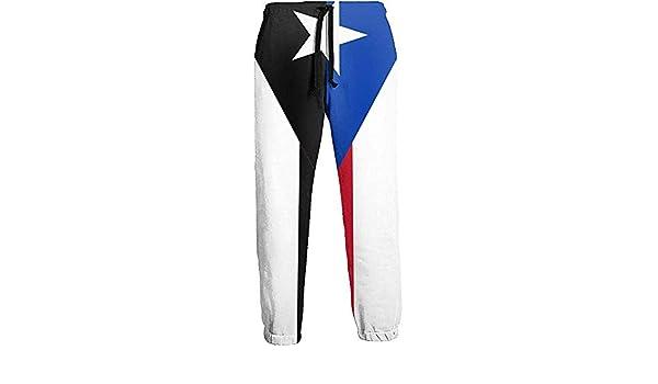 Pantalones de chándal para Hombre Puerto Rico Pantalones de ...