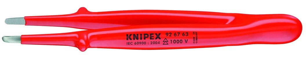 Knipex 92 67 63 Pinza Totalmente aislada, 145 mm