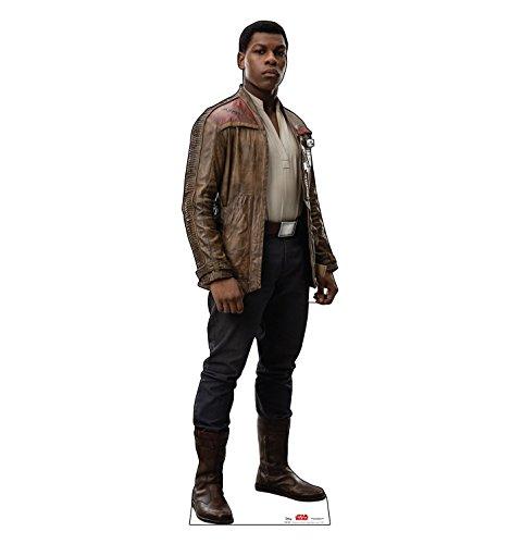 Advanced Graphics Finn Life Size Cardboard Cutout Standup - Star Wars: Episode VIII - The Last Jedi (2017 Film) ()