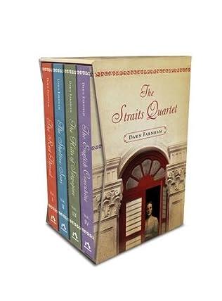 book cover of The Straits Quartet