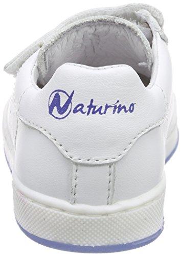 NaturinoNATURINO 4064 VL - Zapatillas Unisex, para niños Blanco (Gomma/Vitello Bianco)