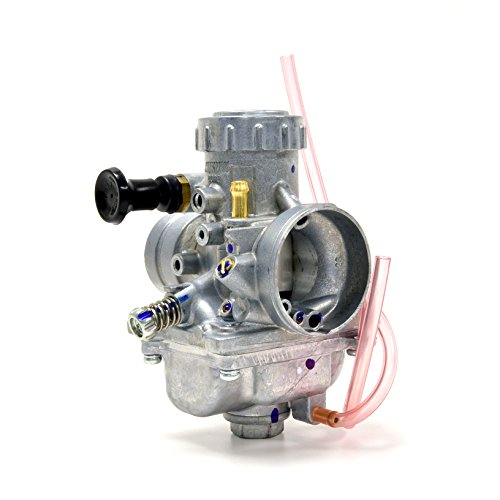Mikuni Carburetor Top (Genuine Real Mikuni 26mm Pre-Jetted Race Carburetor Carb Yamaha VM26-TTR125 by Niche Cycle Supply)