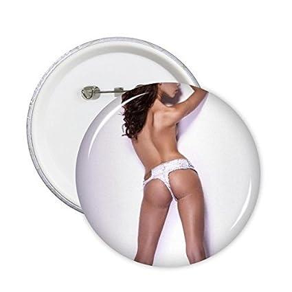 round white asses