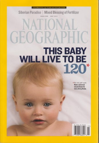 National Geographic Magazine May 2013