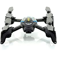 Tenergy TDR Python Mini FPV Drone with WIFI Camera Live Video, APP Controlled 6-Axis Gyro Auto Hovering 3D Rolls Quadcopter Drone for Beginners