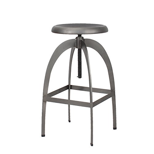 Wondrous Furmax 30 High Metal Bar Stool Backless Indoor Outdoor Use Gmtry Best Dining Table And Chair Ideas Images Gmtryco