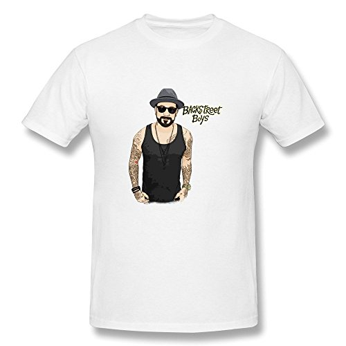 Wunod Mens Backstreet Boys T Shirt Size Xxl