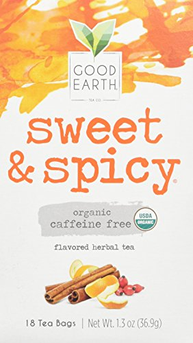 Organic Herbal Caffeine Good Earth product image
