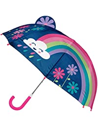 Kids' Toddler Stephen Joseph Pop Up Umbrella, Rainbow, one size