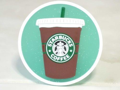 European limited Starbucks Starbucks coaster 1992 logo Siren ice coffee by Starbucks