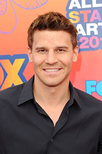 Gabriela 24inch x 36inch David Boreanaz Waterproof Poster (Bathroom, Outdoors Wherever You Like)