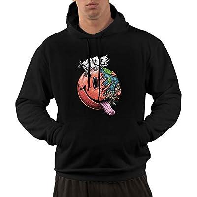 CHUNHUING Chainsmokers World War Joy Mens Long Sleeve Pullover Hoodie Pocket Sweatshirts