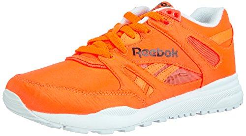 Reebok Ventilator Day Glo Damen Sneakers Orange (Solar Orange/White/Black)