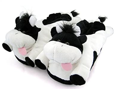 890bbf85104 Camilla Cow Slippers for Kids