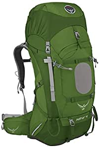 Osprey Hombre Aether 60 Backpack, Bonsai Green, 86 x 32 x 31 cm, 60 L