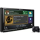 Pioneer AVH-600EX 7 DVD Receiver with ND-BC8 Backup Camera Package
