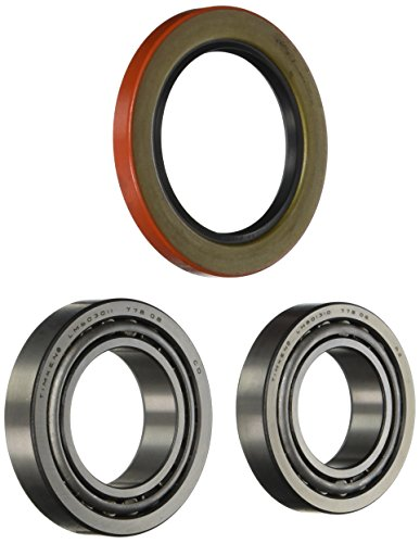 Yukon (AK F-G04) Front Replacement Axle Bearing and Seal Kit for Dana 44/Chevy/GM 3/4 Ton (3/4 Ton Front Axle)