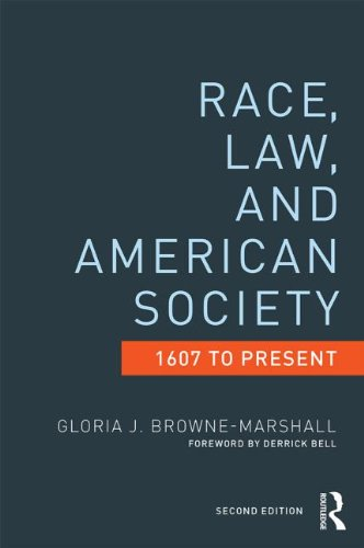 Search : Race, Law, and American Society: 1607-Present (Criminology and Justice Studies)