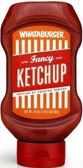 Whataburger Condiments  Pack Of 1   Original Ketchup 20Oz  By Whataburger