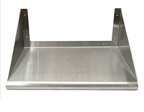 MICROWAVE SHELVES SHELF RESTAURANT COMMERCIAL INDUSTRIAL KITCHEN (18'' x 24'') by Wellington Group