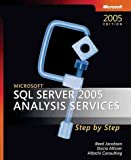 img - for Microsoft  SQL Server(TM) 2005 Analysis Services Step by Step (Step by Step (Microsoft)) book / textbook / text book