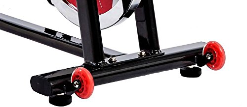 Sunny Health & Fitness Indoor Cycle Trainer 49 lb. Flywheel