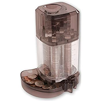Amazon com: Digital Coin Bank Savings Jar by DE - Automatic