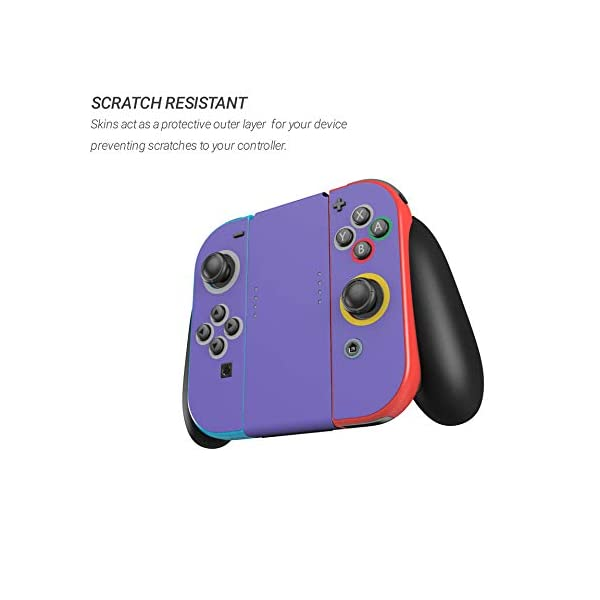 Cubed - Decal Sticker Wrap - Compatible with Nintendo Switch 4
