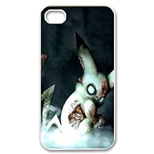 Pokemon Pikachu Zombie CUSTOM For Apple Iphone 5/5S Case Cover LMc-75060 at LaiMc