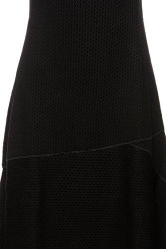 Esaka BOSS Damen für 50390370 001 Schwarz Kleid CnPwq05