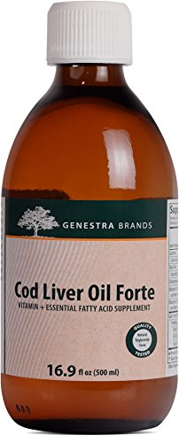 Genestra Brands - Cod Liver Oil Forte - Vitamin + Essential Fatty Acid Supplement - 16.9 fl oz (500 ml) by Genestra Brands (Image #4)'
