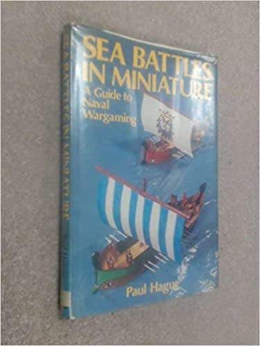Sea Battles in Miniature
