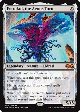 Magic: The Gathering - Emrakul, The Aeons Torn - Ultimate Masters - Mythic
