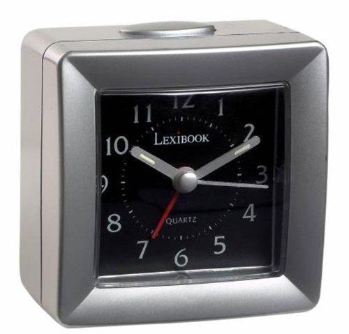 LEXIBOOK Classic Cube Alarm Clock AL116
