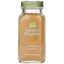 Simply Organic Organic cinnamon, 69 gm