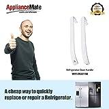 WR12X22148 Refrigerator Door Handle Set Replacement