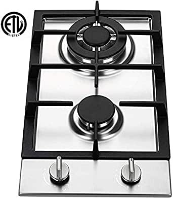 Amazon.com: Ramblewood GC2-37N (gas natural) cocina de gas ...
