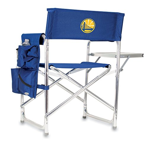 - NBA Golden State Warriors Portable Folding Sports Chair