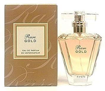 Amazoncom Avon Rare Gold Eau De Parfum Perfume Spray 17 Ounce