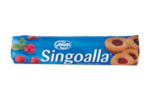 Goteborgs Singoalla Raspberry Cookies, 6.7-Ounce Packages (Pack of 24)
